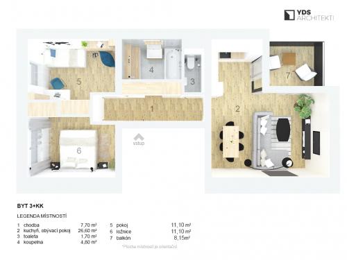 vizualizace-pragovka-3kk 01 P-1